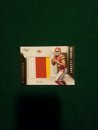 Patrick Mahomes 2017 RC sick patch! 07/49 Worcester, 01604