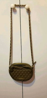 Dark Beige Crossbody Bag, New Vancouver, V5R