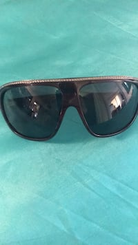 Valentino brown diamond aunglasses