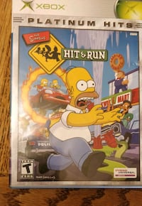 The Simpsons Hit & Run for XBOX Las Vegas, 89118