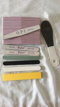 Nail filers all for $10 Markham, L3P 0S8