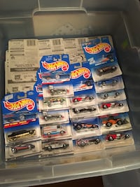 747 Hot Wheels ranging from 1991-2005 Frederick, 21701