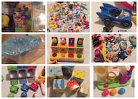 Toys $6 each, or 2 for $10, or 3 for $15 (get a gift box) Edmonton, T6M 0K5