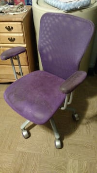 MUST GO SOON - FREE 4 purple office chairs Bowie, 20715