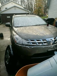 Nissan - Murano - 2004 Wadsworth, 44281