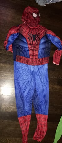 Kids costumes size 6-10 each all for $65 Vancouver, V5Z 1X5