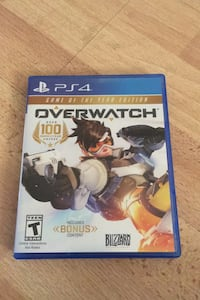 PS4 Game Overwatch Discovery Bay, 94505