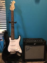 Fender Squire Guitar and Amp Vancouver, 98683