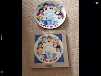 Love Boat Plate  Great for Christmas Gift  Brantford, N3R 0A1