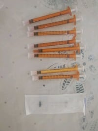 assorted color pens in pack Calgary, T3K 4M2