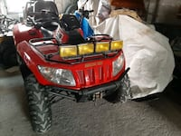 ATV 4*4 Arctic Cat 700 cc