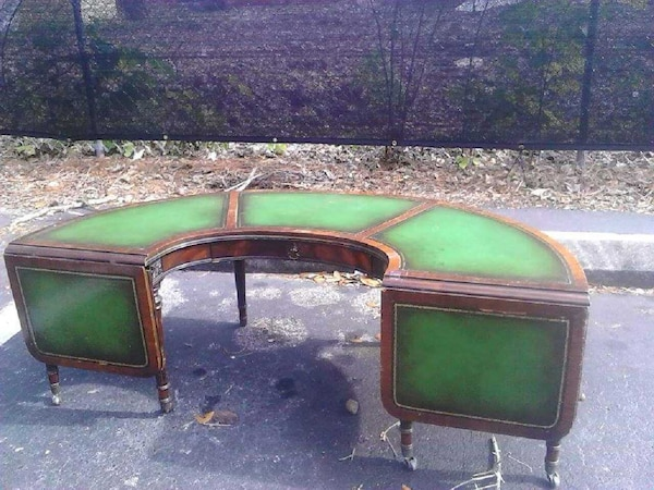 RARE heirloom WEIMAN antique table 5373 - Used RARE Heirloom WEIMAN Antique Table 5373 For Sale In Tampa - Letgo