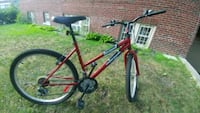"26"" woman mountain bike Montréal, H3X 2G1"