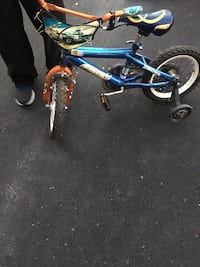 Hot wheels kids bike  Vaughan, L6A 0E9