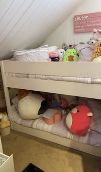 Bunk beds- price is firm