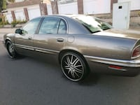 "Buick - Park Avenue - 2001- smogged- 22""rims  2243 mi"
