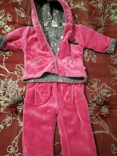 3mth Girls outfit
