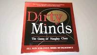 Dirty Minds Board Game Occoquan Historic District, 22125