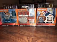 Matchbox collectors playsets all 3 Boston, 02128