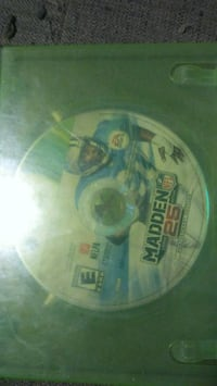 Madden NFL 15 Xbox One game disc Palmdale, 93550