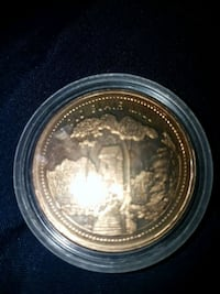 Collectible octoberfest coins