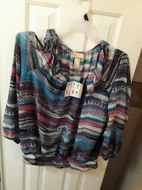 Womens Plus Size size 20 blouse Silver Springs, 34488