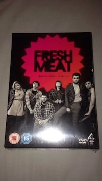 Fresh Meat DVD Video case Mexborough, S64 0DR