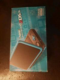 Mint Brand new Nintendo 2ds xl system never used   Edmonton, T5A