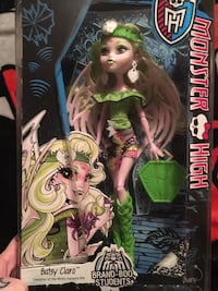 Basty claro (Brand- boo students) Monster high  High Point, 27260