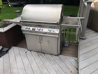 Firemagic Gas Grill LP Propane Smoker box Monrovia, 21770