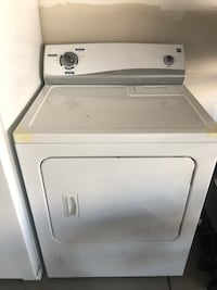 white front-load clothes dryer Virginia Beach, 23464