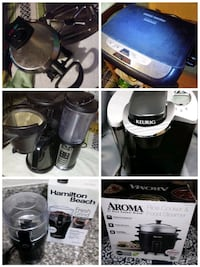Appliance sale! Need to sell asap