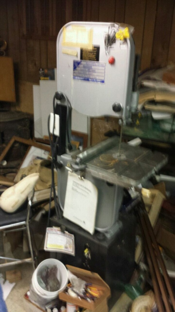 Jet Woodworking Bandsaw
