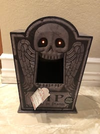 NEW! Hallmark Halloween Candy Holder Presenter with Sound & Eyes Light Up We are moving. Everything must go!  SEE ALL ITEMS WE HAVE   Kissimmee, 34741