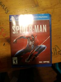 Sony PS4 new spiderman  Winnipeg, R3G