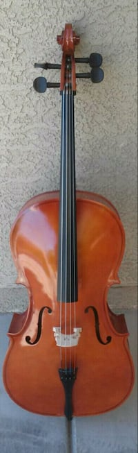 Brand new cello with case and bow  Las Vegas, 89183