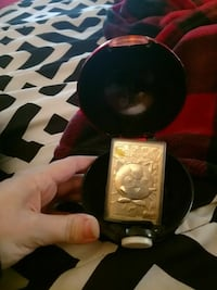 23 k gold plated pokemon card