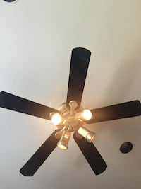 3 speed remote control 52 in ceiling fan Dix Hills, 11746