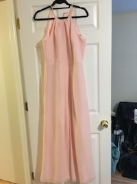 Weddington way bridesmaid dress size 8.  Wheat Ridge, 80033