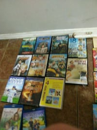 Dvd Blu-ray didgital movies in great to excellent  Windsor, N9A 5X5
