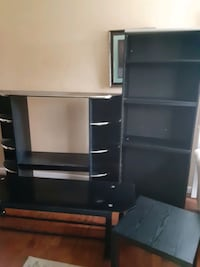 4 pieces for entertainment and storages