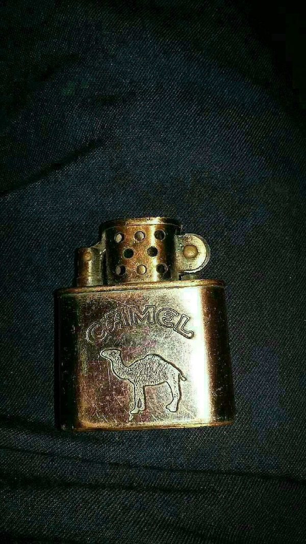 Camel and Winston lighter