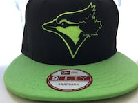 Blue Jays unique green fitted baseball hat cap Toronto, M5J 0B1