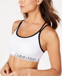 Brand new with tag authentic Calvin Klein performance bustier gym top Gaithersburg, 20879
