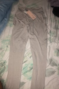 Grey tights from oh Polly size 10 new