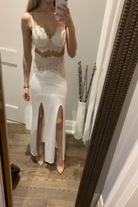 Lace cut out dress. Chest is too big new  Oakville, L6K 1S2