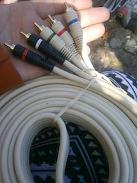 Surround sound rca jack