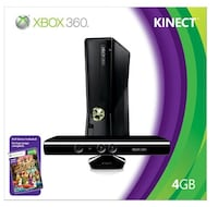 Xbox 360 Kinect console Mississauga