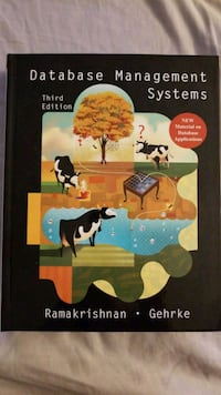 Database Management Systems Textbook Annandale, 22003