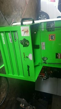 green steel snap on tool cabinet Tucson, 85704